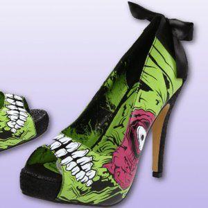 Iron Fist Zombie Heels 8